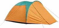 Палатка туристическая  трекинговая 3-местная палатка, 1 комната, 1 вход, геометрия: полусфера