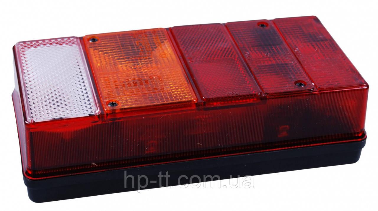 Четырехкамерный фонарь правый Jokon 10432