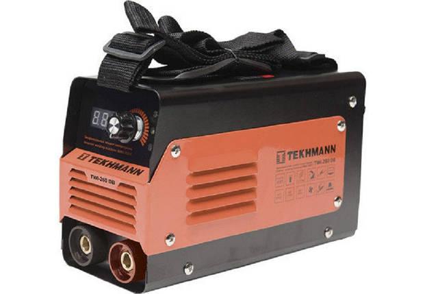 Сварочный аппарат TEKHMANN TWI-260 D (25092018401), фото 2