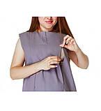 Костюм для беременных и кормления грудью летний., фото 3