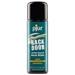 Анальная смазка pjur backdoor Regenerating 30мл на водной основе, с пантенолом и экстрактом ромашки