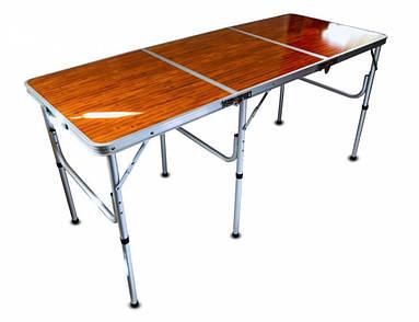 Стол складной тройной RA 1815