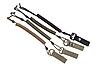 Тренчик-карабин, шнур страховочный витой для пистолета (паракорд, пиксель), фото 3