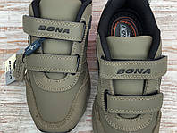 Кроссовки кожаные мальчик Bona 748 размеры 30,31,35, фото 1