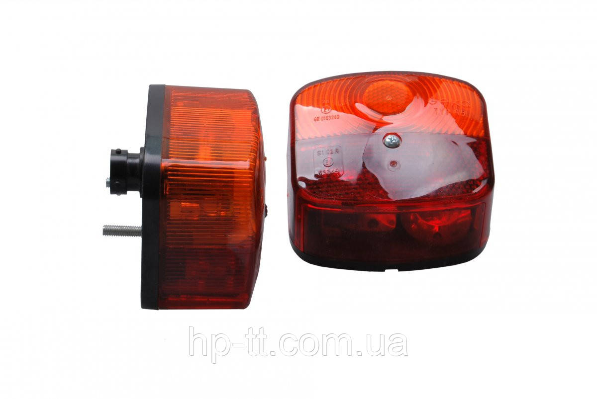 Трехкамерный фонарь правый Geka 10866