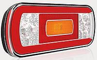 Фонарь задний Fristom FT-130 PM LED 6 функций