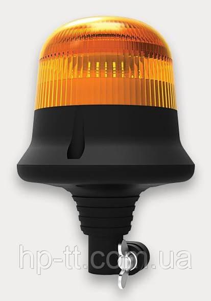 Проблесковый маячок оранжевый Fristom FT-150 LED PI