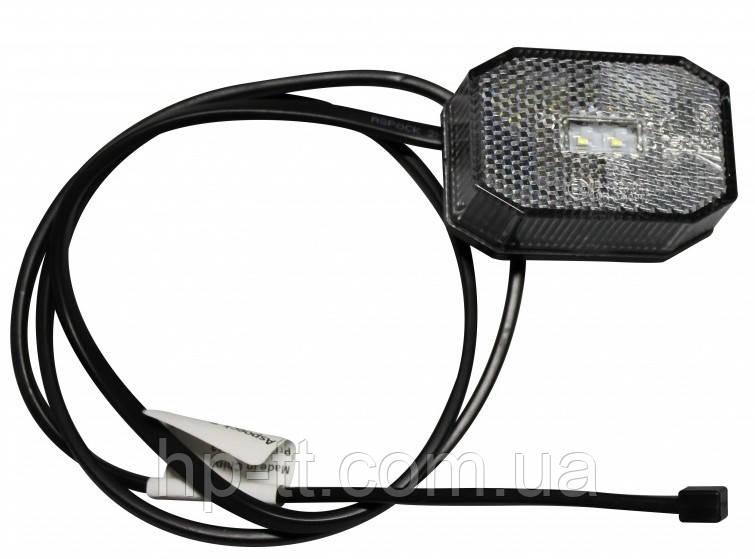 Передній габаритний ліхтар Aspock Flexipoint LED білий 60201