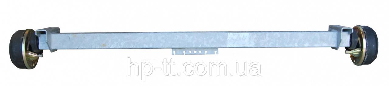 Тормозная ось Schlegl SB 15 1500 кг 11080