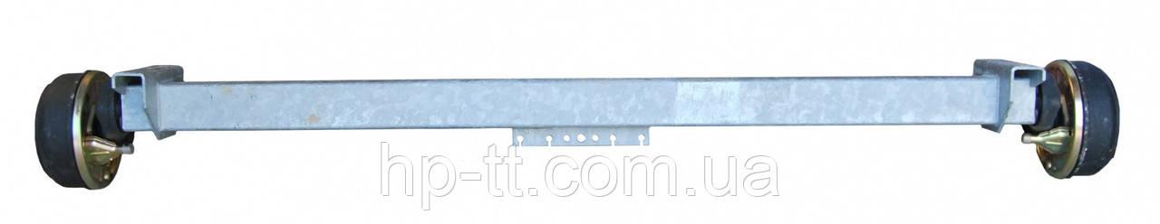 Тормозная ось Schlegl SB 15 1500 кг 11082