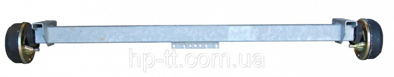 Тормозная ось Schlegl SB 15 1500 кг 11085