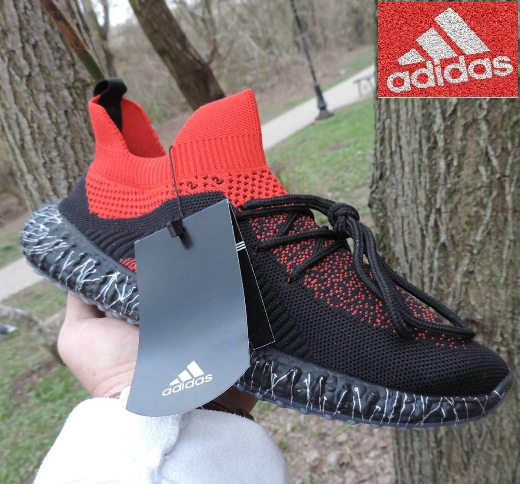 Кроссовки мужские Адидас-Adidas Yeezy Boost