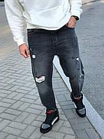 Мужские джинсы МОМ 2Y Premium 5212 antracit, фото 1
