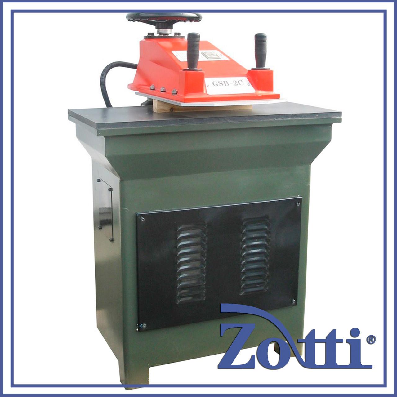Пресс вырубочный GSB - 2C 20т (Китай)
