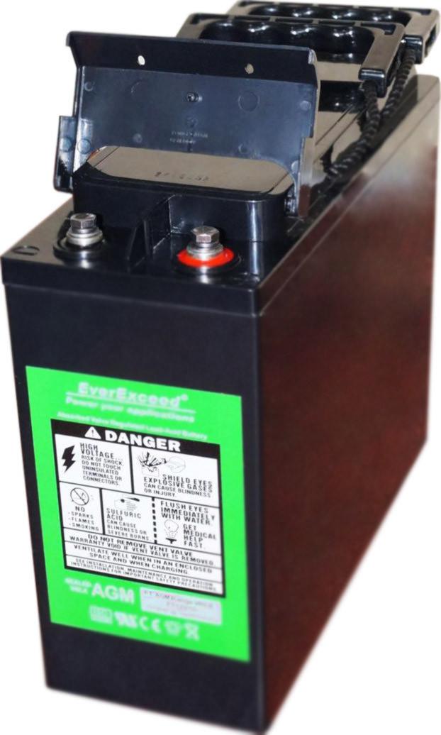 Аккумулятор EverExceed FT12V55