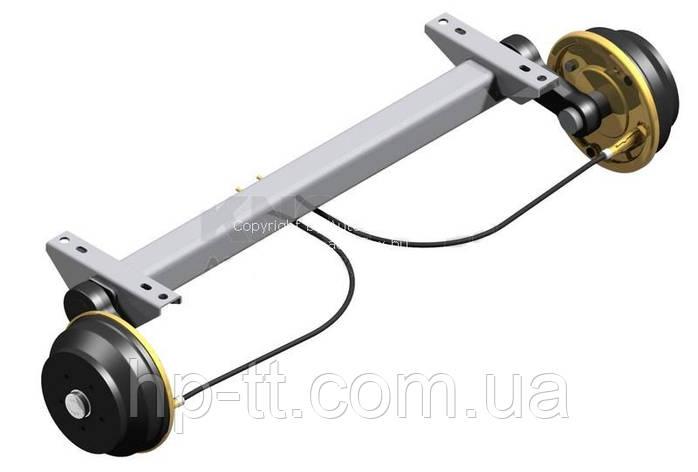 Ось Autoflex-Knott VGB 18-MV 112*5 1800мм 6AA255.014-6A0509.014, фото 2
