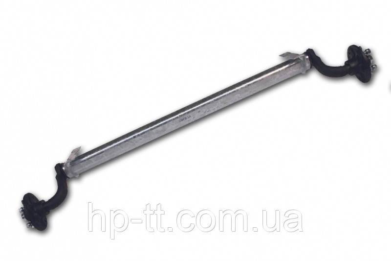 Ось торсионная AK-KO Plus Optima без тормоза 750 кг ступица 112x5 1100 мм 1527299