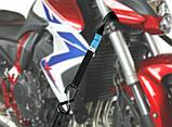 Петли для крепления мотоцикла Acebikes Loops Set 47x25 8060, фото 2