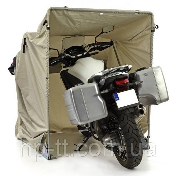 Сборный мини гараж ракушка для мотоцикла Acebikes Motor Shelter M 3020 х 1190 х 1700 8066