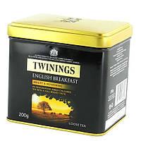 Чай Twinings Earl Grey Bright & Refreshing ж/б 200 г Англия