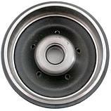 Тормозной барабан BPW 5x112 200x50 с подшипником 39/72х37 80581, фото 2