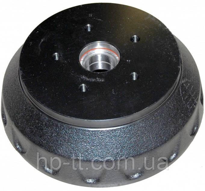 Тормозной барабан KNOTT 5x112 250 x 40 с подшипником 39/72x37мм 90115