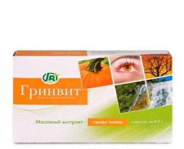 Масло семян тыквы в капсулах.84-при простатите, аденоме, для зрения и вен гельминты аденома катаракта глаукома