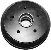 Тормозной барабан BPW 5x112 200x50 подшипники 30204 и 30206 901112