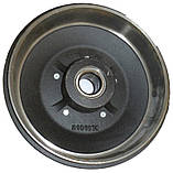 Тормозной барабан WAP 5x112 230x40 с подшипником 34/64х37 80102, фото 3