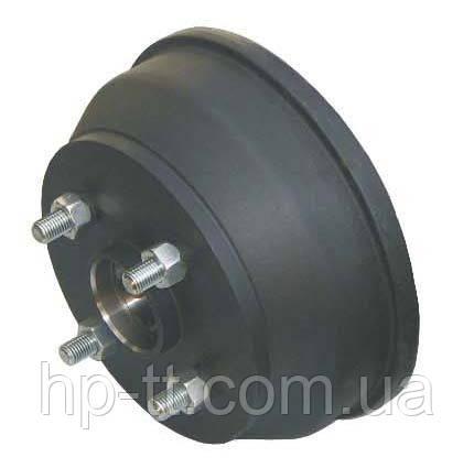 Тормозной барабан WAP 4 x 100 180x40 под подшипники 30204 + 30206 801022