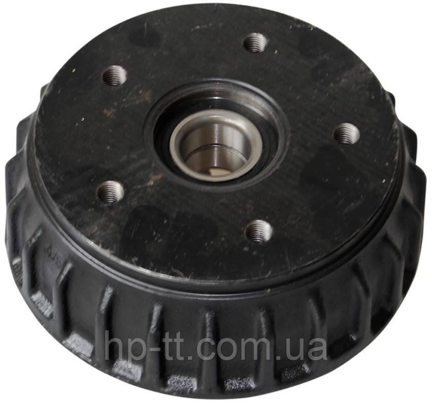 Тормозной барабан AL-KO 5x112 (160x35) с подшипником 30/60x37мм 805053