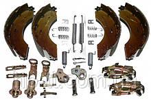 Большой ремкомплект для колесного тормоза AL-KO 2360/2361 (230x60)