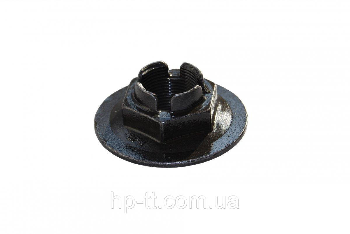 Фланцевая гайка ступицы BPW M 24 x 1,5 mm 701543