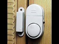 Дверная и оконная сигнализация (door/window entry alarm) RL - 9805, беспроводной мини блок, магнитный датчик, от батареек