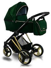 Коляска 2в1 Bexa Ultra Style V USV-1 зеленая
