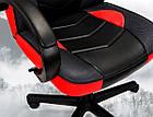 Крісло офісне комп'ютерне ігрове Pagani геймерське для дому, фото 6