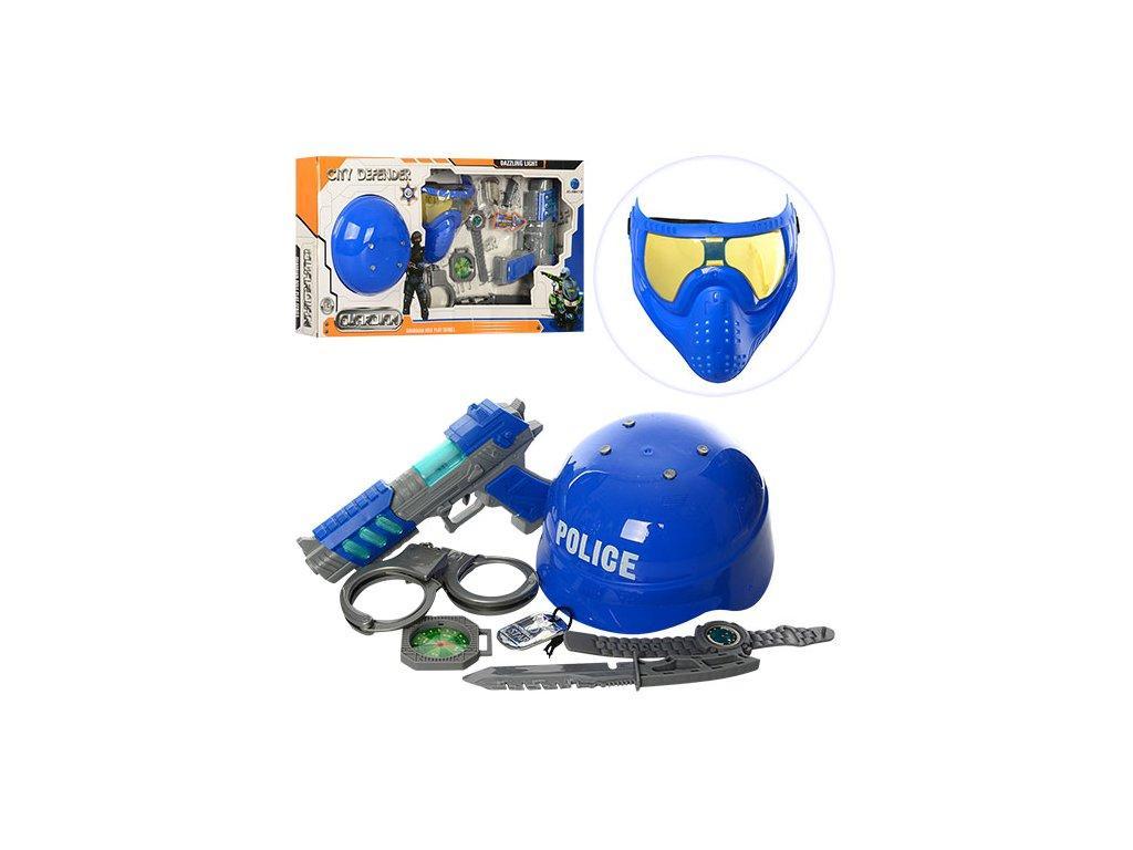 Набір поліцейського XUANYE (XY829)