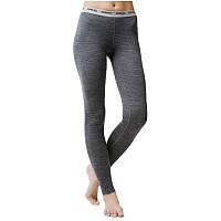 Термолеггинсы женские NORVEG Soft (размер XS, серый)