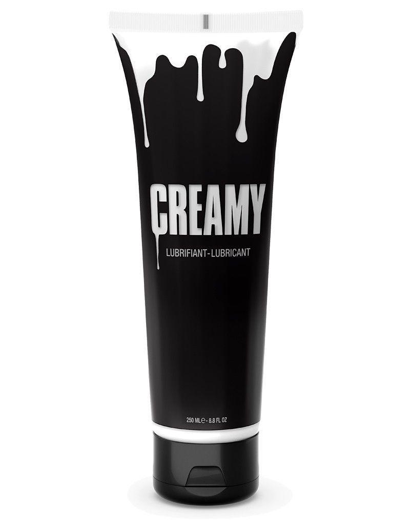 Лубрикант імітує сперму Creamy Cum (250 мл) на гібридній основі з олією звіробою