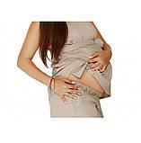 Летний костюм для беременных и кормления грудью. С-М, фото 5