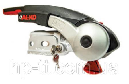 Зчіпний пристрій-стабілізатор AKS 3504, з замком і Safety Ball