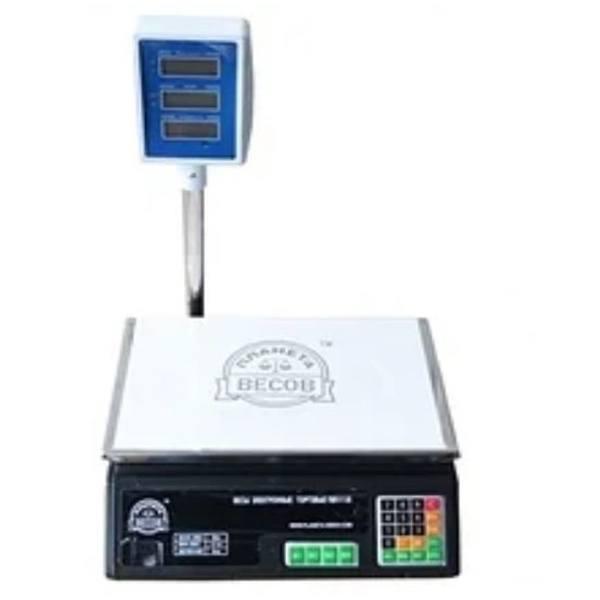 Весы электронные торговые ПВП-D1 (40 кг)