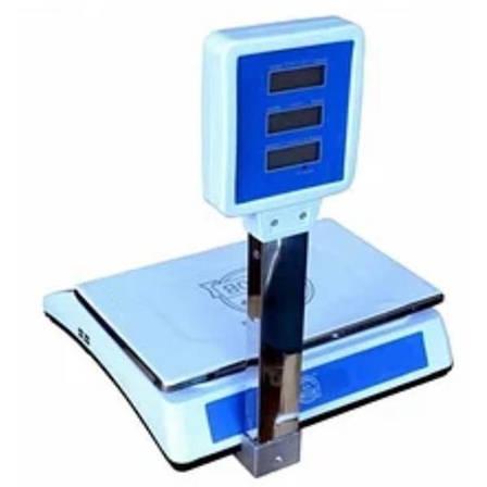 Весы торговые электронные ПВП-818D (50 кг), фото 2