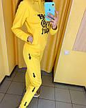 Fashion костюм Жін. L(р) жовтий 5972 Speedway Туреччина Весна-C, фото 2