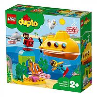 Конструктор Lego Duplo Подводная лодка
