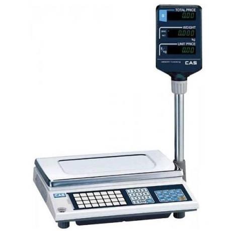 Весы торговые CAS-AP-EX (6 кг), фото 2