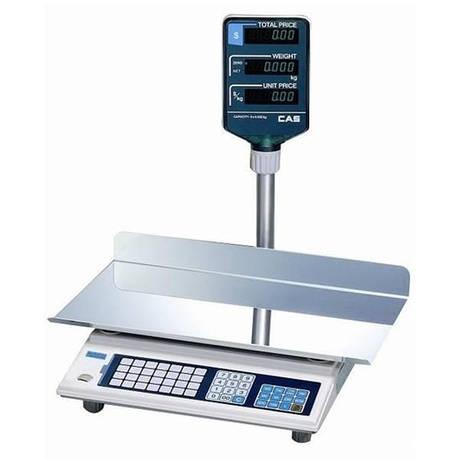 Весы торговые CAS-AP-EX LT (15 кг), фото 2