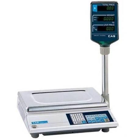 Весы торговые CAS-AP-M (6 кг), фото 2