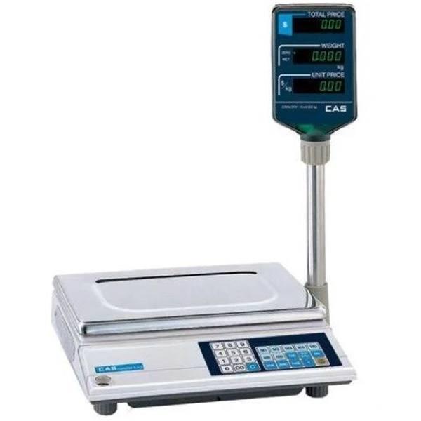 Весы торговые CAS-AP-M (15 кг)