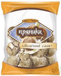 Пряник смак молочный Мрия Шулика 2,6кг
